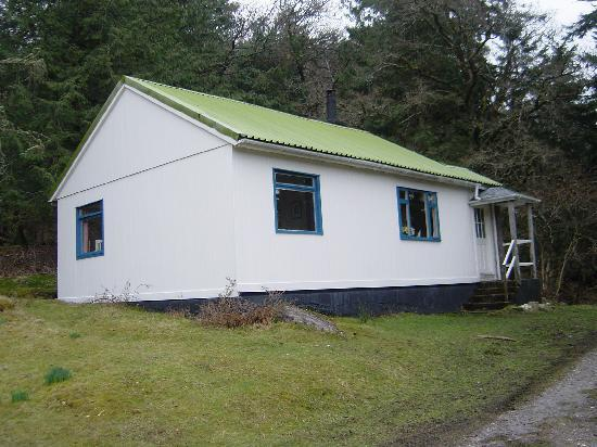 Eilean Shona House and Cottages: Timber Cottage