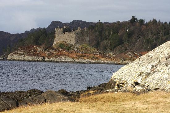 Eilean Shona House and Cottages: Castle Tiorum