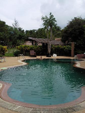 Aonang Mountain Paradise: piscine