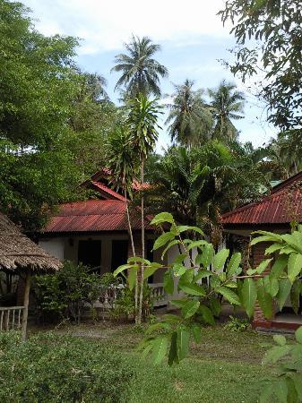 Aonang Mountain Paradise: bungalow