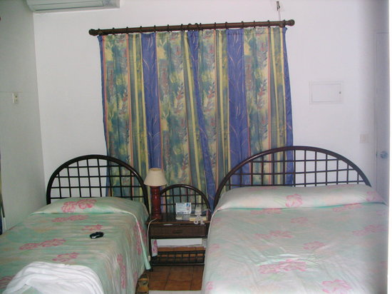 Anse des Flamands, St. Barthelemy: bedroom