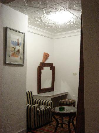 Matmata, Tunisia: room