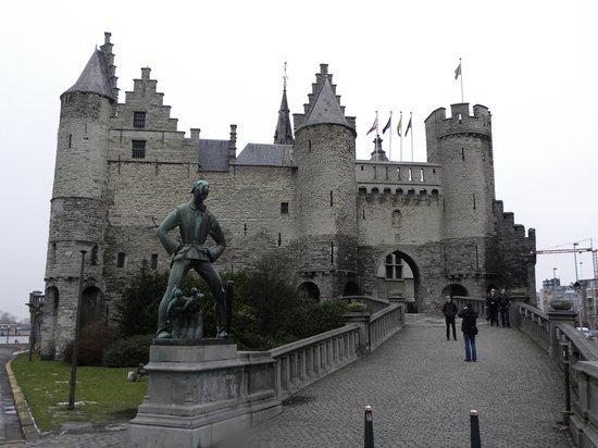 Steen Castle: Het Steen