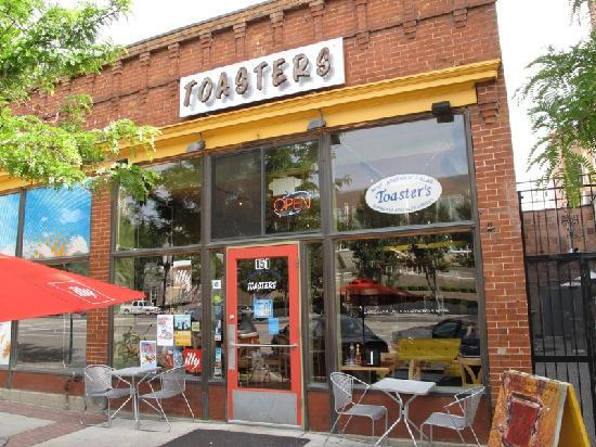Toasters: 200 South Location