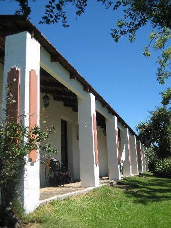 Castillos, Uruguay: Guardia del Monte