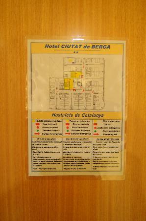 HCC Ciutat De Berga: Habitación