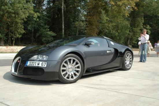 Bugatti Veyron Molsheim, France
