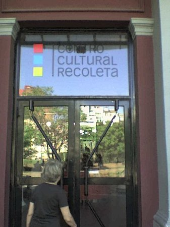 Centro Cultural Recoleta Photo