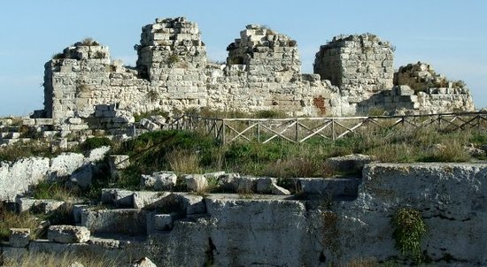 Eurialo Castle