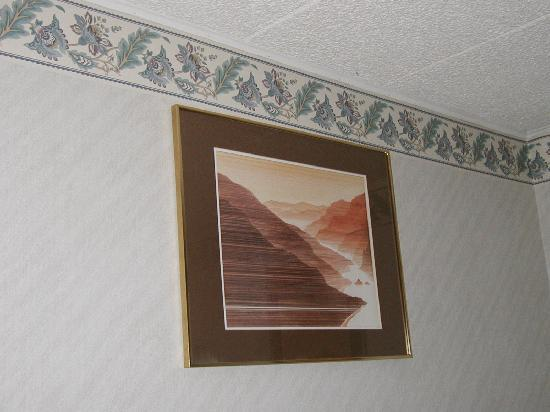 Days Inn Scranton PA: Picture on the wall