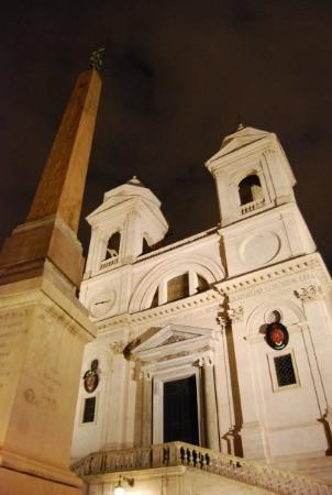 Trinità  dei Monti ภาพถ่าย