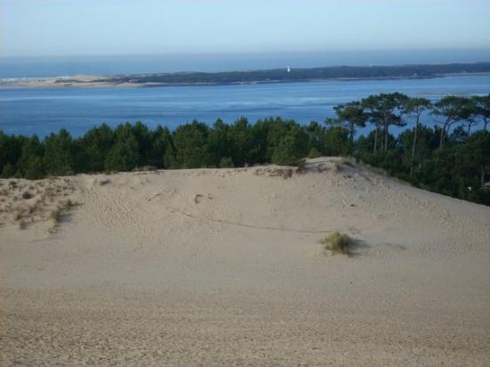 Arcachon, Francia dune du pilat