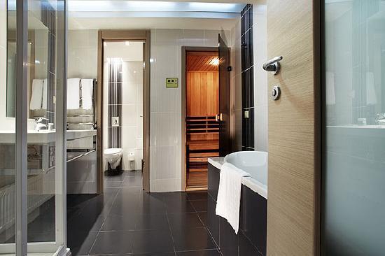 City Park Hotel : Superior Room