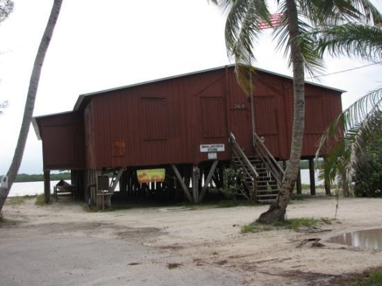 Chokoloskee, Floryda: Smallwoods Store from the 1800's, Spoke about in a lot of different books about the Everglades.