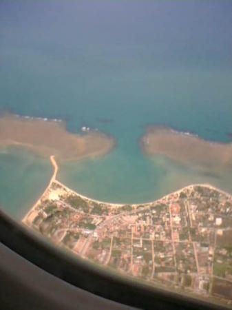 State of Bahia: qui nel 1500 sbarcarono i primi portoghesi...........coroa vermhelia.