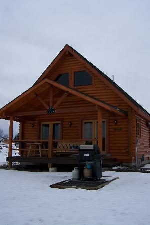 Cobtree Vacation Rental Homes Resort: Henoye Cabin at Cobtree