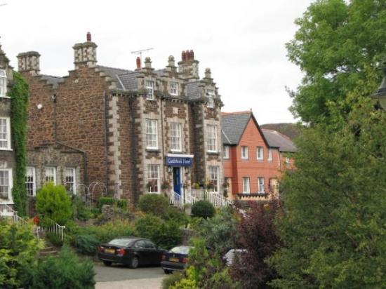 Castlebank Hotel: B&B where we stayed