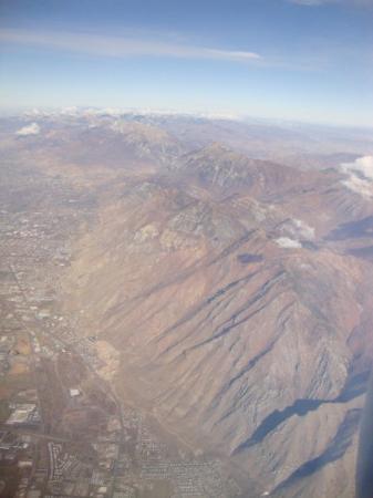 Rental Cars Salt Lake City >> Rock formations - Picture of Salt Lake City, Utah ...