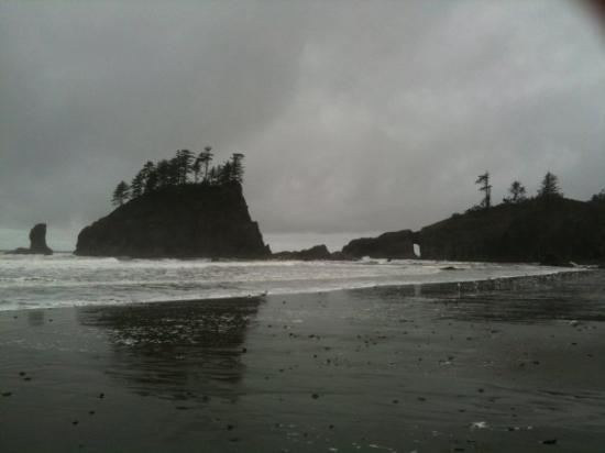 Quileute Indian Reservation : And Second Beach!
