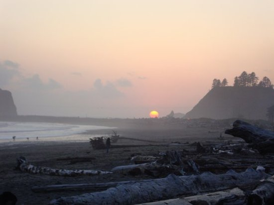 Quileute Indian Reservation Photo