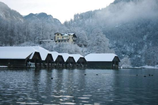 Schoenau am Koenigssee, Allemagne : Königssee 国王湖