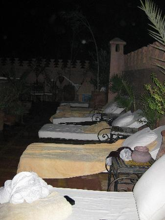 Riad Spa Sindibad: un tour sur la terrasse
