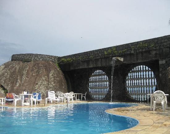 Hotel Mercedes: piscina