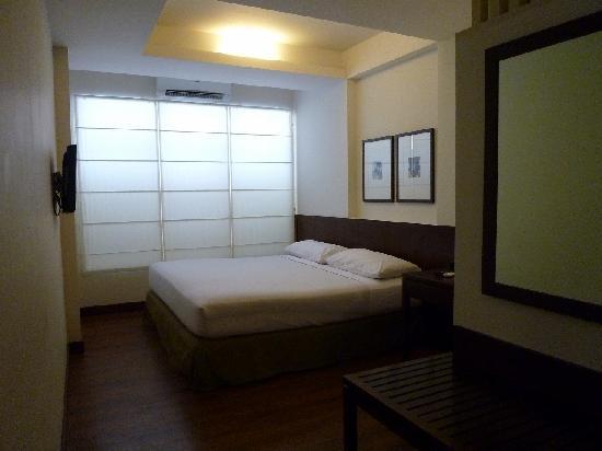 Tanaya Bed & Breakfast: Delux-TanayaB&Bになって新しく加わったDXの部屋。