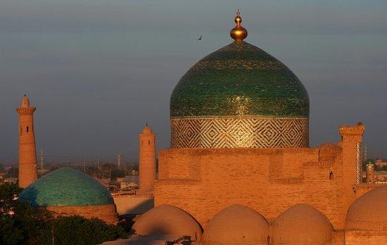 Pakhlavan Makhmud Mausoleum