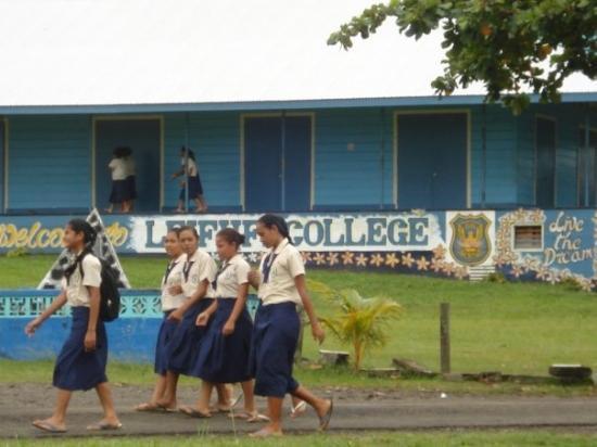 Apia, Samoa: Lefifi College