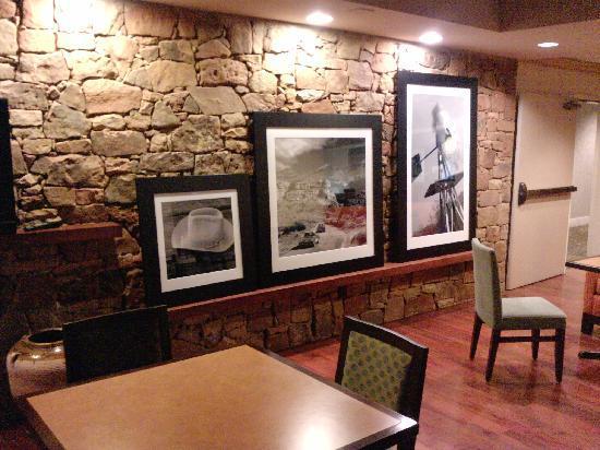 Hampton Inn Austin - Arboretum Northwest: Lobby