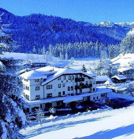 Hotel Gasteiger Jagdschlössl: Außenansicht