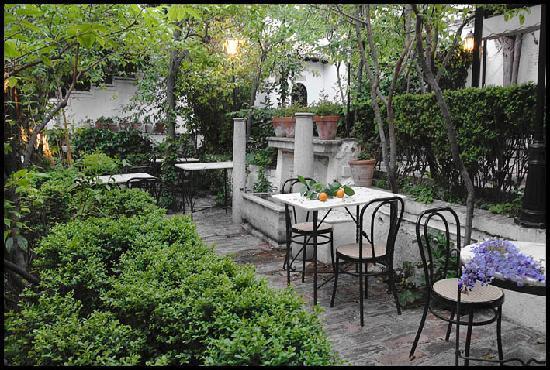 mirador de morayma entorno nico de jardines y fuentes