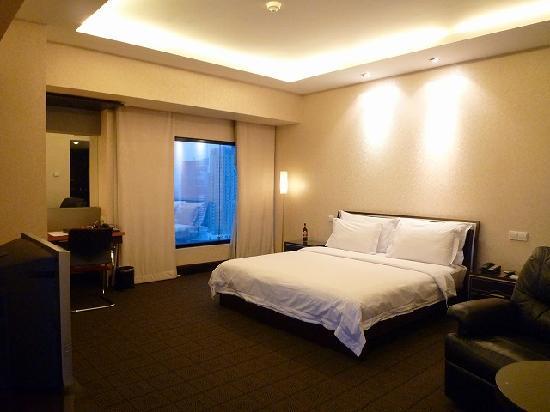 Manhattan Hotel: Manhattan Jakarta Mars&Venus 客室
