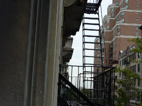 Hotel Alexander: Vista desde el hotel