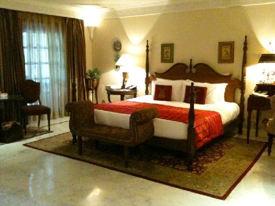 Rambagh Palace: room