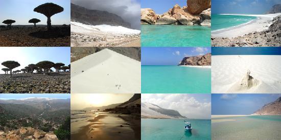 Nagib Abse Socotra Island