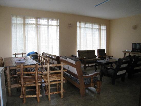 Hostel Foot Prince: Living room-meeting area