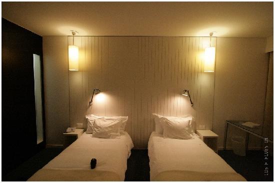 Flor de Sal Hotel: room