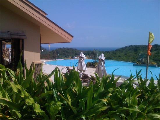 Manila, Filipinas: Alta Vista de Boracay pool