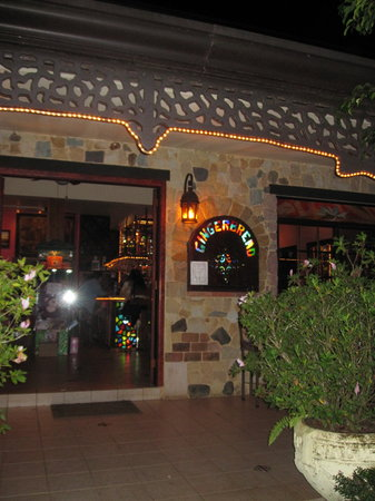Gingerbread Restaurant: outside view