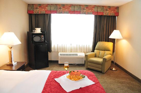 Ramada Plaza Albany: Amenities