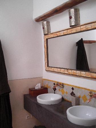 Riad Dar Eliane : Jawhara bathroom