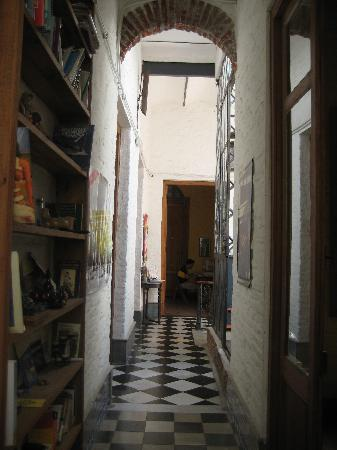 Posada al Sur: inside