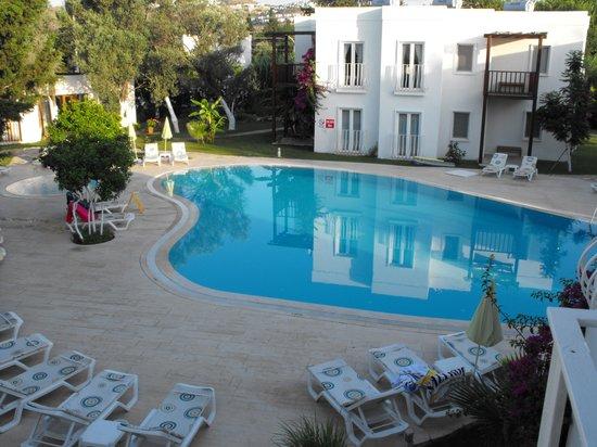 Meis Apart: Beautiful pool