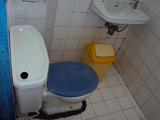 Hospedaje La Pascana: Bathroom