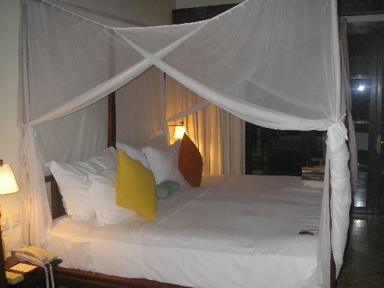 Evason Ana Mandara Nha Trang: the bed