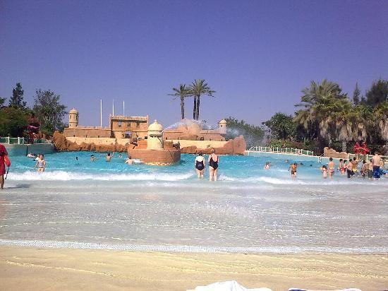 PortAventura Hotel PortAventura: Costa Caribe Water Park