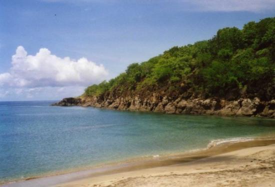 Deshaies, Guadeloupe: Anse Leroux
