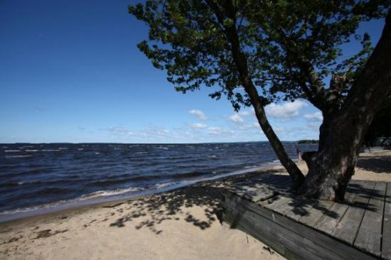 North Bay  Ontario  Lake Nipissing  Thats U0026 39  Really The Name